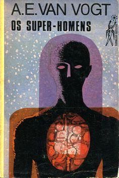 Colecção Argonauta: nº 156 - Os Super-Homens - Lima de Freitas