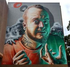 by Smug in Wollongong, Australia, 11/16 (LP)