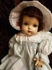 "Antique Vintage Madame Alexander 22"" Composition Mama Baby Doll McGuffey?"