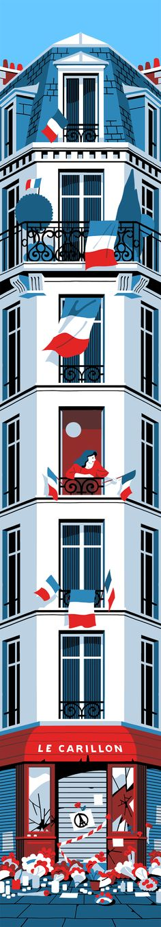 Publications - Dec 2015 by Vincent Mahé on Behance