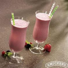 Triple-Berry Refresher from Smucker's®