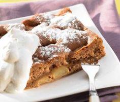 Rezept Spanischer Blechapfelkuchen von M.One - Rezept der Kategorie Backen süß