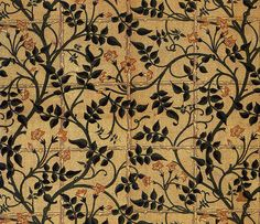 William Morris 'jasmine trellis' 1868