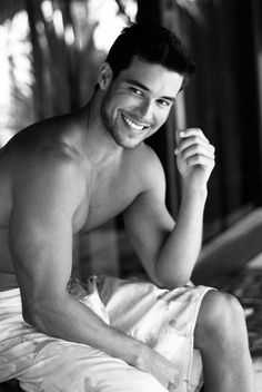 Bernardo Velasco... I don't know who you are sir. But I would like to be your wife and have your babies