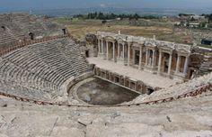 Denizli'nin Saklı Cennetleri: Hierapolis Antik Kenti