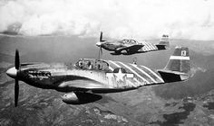 The P-51 Mustang