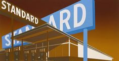Los Angeles artist and pop pioneer Ed Ruscha opens up about the early days of his artistic practice at Denmark's Louisiana Museum of Modern Art, where his works on paper are on view Southampton, Pop Art, Louisiana Museum, Standard Oil, Elements And Principles, Richard Diebenkorn, Double Standards, Artwork Images, Arte Pop