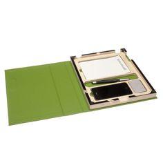 iPad Case G.2 Green Black