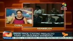 #Cuba: #Raúl comenzó su último período presidencial