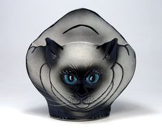 Hand built porcelain vessel, sculpted in relief. Description from etsy.com. I…