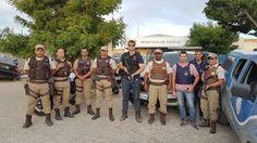 HORA DA VERDADE: SEGURANÇA: Policias Civil e Militar de Riachão do ...