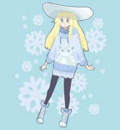 Casual Lillie | Pokémon Sun and Moon | Know Your Meme