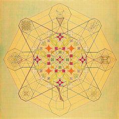 @Robert Goris Lansden #circle #geometry #art #drawing