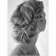 21 Must Have Wedding Hairstyles for Long Hair Brides featuring polyvore beauty products haircare hair styling tools hair hairstyles