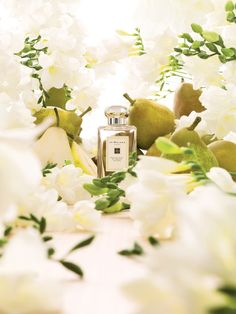 one of my favourite scents_English Pear & Freesia