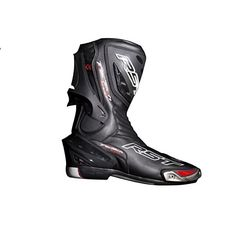 Tractech Evo 1523 Waterproof Boots - Black - FREE Delivery over - Best price in the UK - From The UK's largest motorcycle clothing store. Mens Motorcycle Boots, Motorcycle Outfit, Motorcycle Clothes, Cheap Boots, Riding Gear, Boots For Sale, Waterproof Boots, Motorcycle Accessories, Black Boots