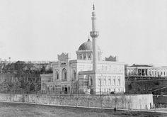 OTTOMAN ISTANBUL, YILDIZ HAMIDIYE MOSQUE | par OTTOMAN IMPERIAL ARCHIVES