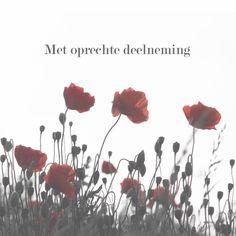 condoleance teksten on Pinterest | Met, Van and You Are Loved: https://www.pinterest.com/coralievervaeke/condoleance-teksten