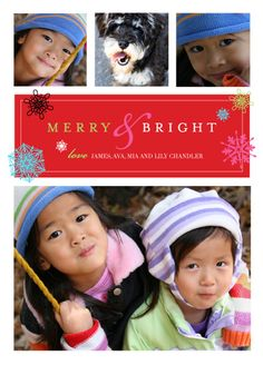 Photo Cards: Create Holiday and Christmas Cards | MyPublisher
