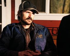 love love love jeremy davies as dickie bennett. my most favorite scumbag hick <3