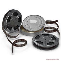 Video Film Reel Set 3d models  http://www.turbosquid.com/3d-models/3dsmax-video-film-reel-set/920845?referral=3d_molier-International Video Film Reel in Case 3d model  http://www.turbosquid.com/3d-models/3d-video-film-reel-case/916579?referral=3d_molier-International