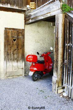 die besondere Garage
