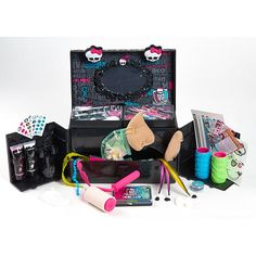 """Monster High Monsterfy Make-up Case -  Just Play - Toys""""R""""Us"""