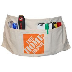 The Home Depot Canvas Work Apron-HD324655 - The Home Depot Second Birthday  Ideas 8452c46cb9f8