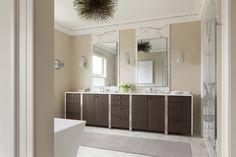 Sutro Architects - JACKSON STREET Interiors by John K. Anderson Photography by David  #masterbath #bathroom #modern