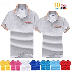 This is a 65% Cotton 8-oz Trim Custom Polo Shirts, it is a good quality shirt that suitable for promotional gifts or staff wears. www.Sundaypromotion.com where you can buy free shipping printed promotional gifts.