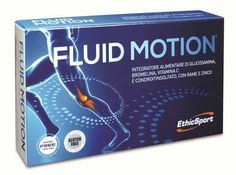 Prezzi e Sconti: #Fluid motion tablets dietary supplement of  ad Euro 11.97 in #Es italia srl brand ethicsport #Food supplements