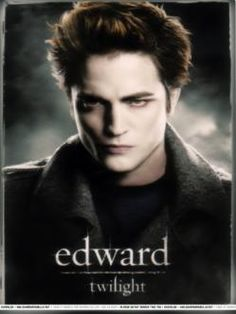 Robert pattinson - Edward( crepusculo)