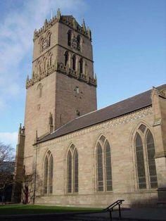 L'abbaye de Dundee - Dundee