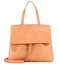 f32a72fd903 MANSUR GAVRIEL Lady Leather Shoulder Bag.  mansurgavriel  bags  shoulder  bags  leather