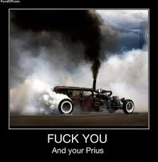 LMFAO!!!! Tree huggers smell. Funny Fuck you and your Prius meme