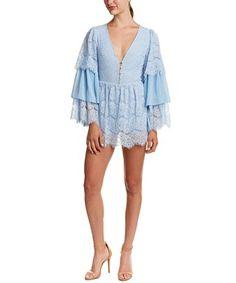 FEW MODA FEW MODA LACE MINI DRESS. #fewmoda #cloth #