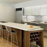 Ideia de Bancadas Diferenciadas Para a Cozinha