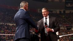 Shane McMahon interrupts the Vincent J. McMahon Legacy of Excellence Award announcement: photos Shane Mcmahon, Raw Photo, Excellence Award, Announcement, Awards, Photos, Fictional Characters, Pictures, Fantasy Characters