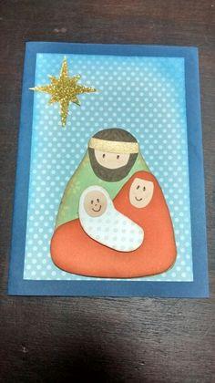 Cartão de Natal / Christmas card... By Ketley Mary