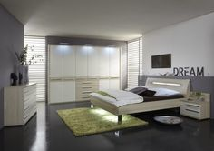 Accommodate your needs without compromising #style and quality with the Alpine White #Wardrobe.