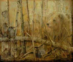 """Earth Bear"" by Mary Roberson"