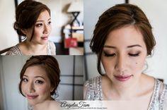 ORANGE COUNTY WEDDING ASIAN BRIDE MAKEUP ARTIST – NATURAL BLUSHING BRIDE MAKEUP ARTIST >>ANGELA TAM | KELLY ENGAGEMENT MAKEUP SESSION » Angela Tam | Makeup Artist & Hair Stylist Team | Wedding & Portrait Photographer