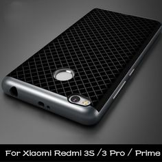10pcs/lot For Xiaomi Redmi 3 Pro 3S Case Luxury redmi 3 s Silicone Back Cover Protective Case For Xiaomi Redmi 3 Pro Prime