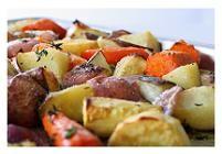 about ROASTED VEGETABLES on Pinterest | Veggies, Roasted vegetables ...
