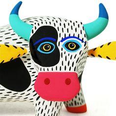 Luis Pablo: Contemporary Bull   Sandia Folk