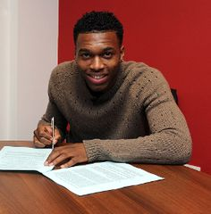 Liverpool Football Club is delighted to confirm the signing of striker Daniel Sturridge from Chelsea.