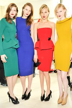 bright and colourful #lanvin ...
