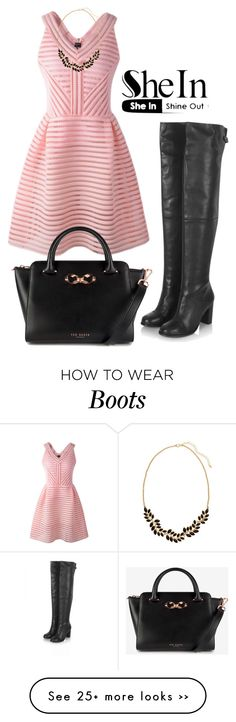 """SheIn Contest"" by bluveraa on Polyvore"
