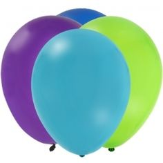 Monster's University Balloon Decor 60 Pk Party Supplies Canada & Halloween Supplies Canada - Open A Party