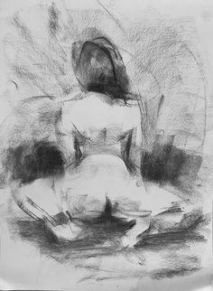 Life Drawing, Drawing Faces, Drawing Tips, Drawing Tutorials, Painting Tutorials, Figure Sketching, Figure Drawing, Charcoal Art, Charcoal Sketch